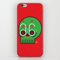 Green Calaqueña iPhone & iPod Skin