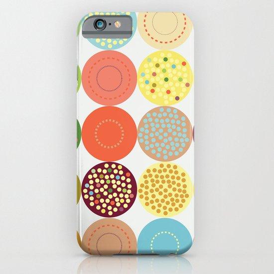 Circle pattern iPhone & iPod Case