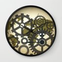 CLOCKS map Wall Clock