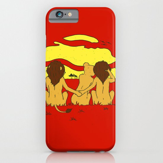 Ballads of Extinction iPhone & iPod Case
