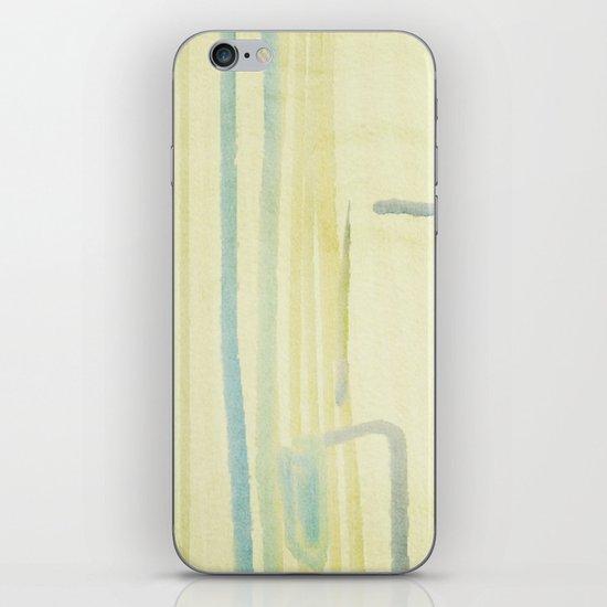 elevator iPhone & iPod Skin