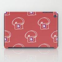 Say Cheese! iPad Case