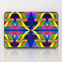 Boxed Gymnast iPad Case