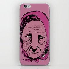 Edie iPhone & iPod Skin