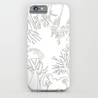 iPhone & iPod Case featuring El Bosque by Anabel B