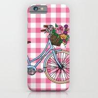 Her Bicycle iPhone 6 Slim Case