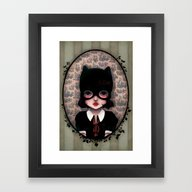 Coleslaw My Love Framed Art Print