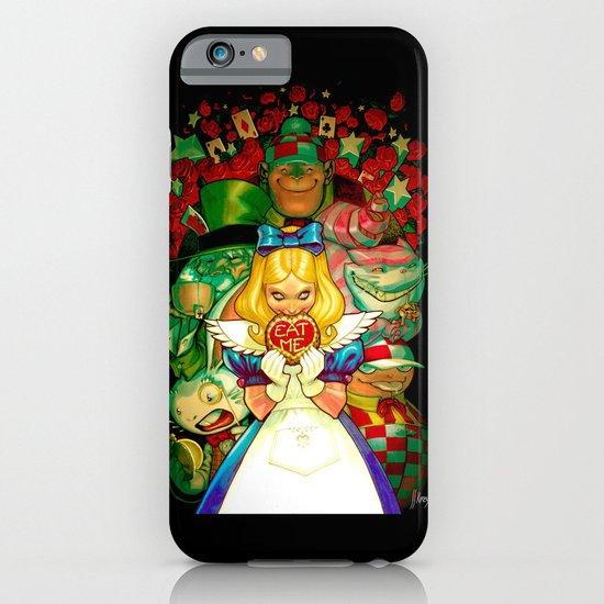 Hello Alice iPhone & iPod Case