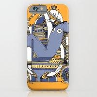 iPhone & iPod Case featuring Lovers by Zina Kazantseva