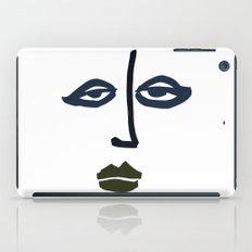 Simple Face iPad Case
