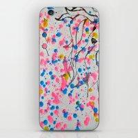Blowing Dandelions  iPhone & iPod Skin