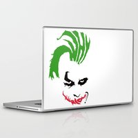 joker Laptop & iPad Skins featuring Joker by The Artist
