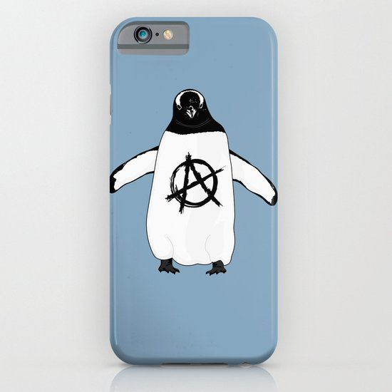 Anarchy in the Antarctic iPhone & iPod Case