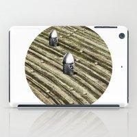 TERRITORIO VISUAL iPad Case