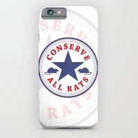 Conserve All Rats iPhone 6 Slim Case