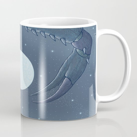 Crab Claws Mug