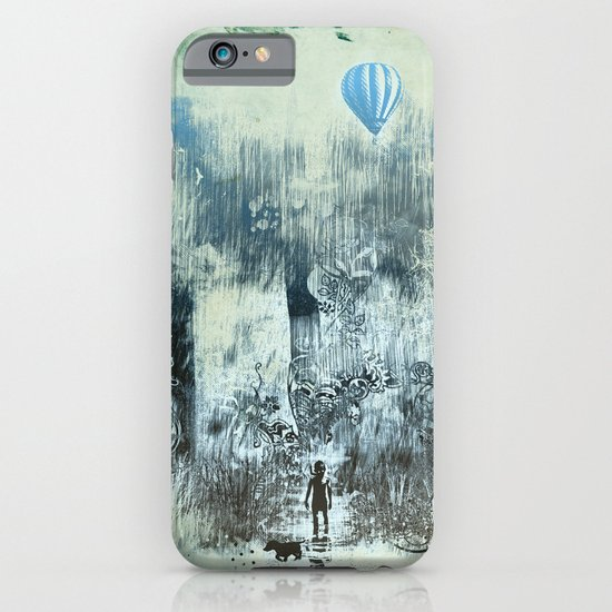 little explorers iPhone & iPod Case