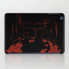 Zombie Crossing iPad Case