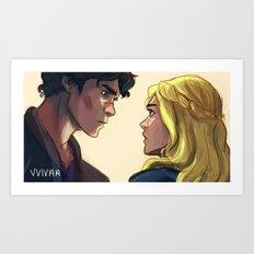 Bellamy And Clarke Art Print