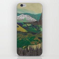 Buffalo Mountains iPhone & iPod Skin