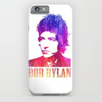 Bob Dylan Print iPhone 6 Slim Case