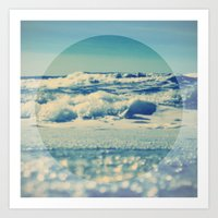 Sea Balance Art Print