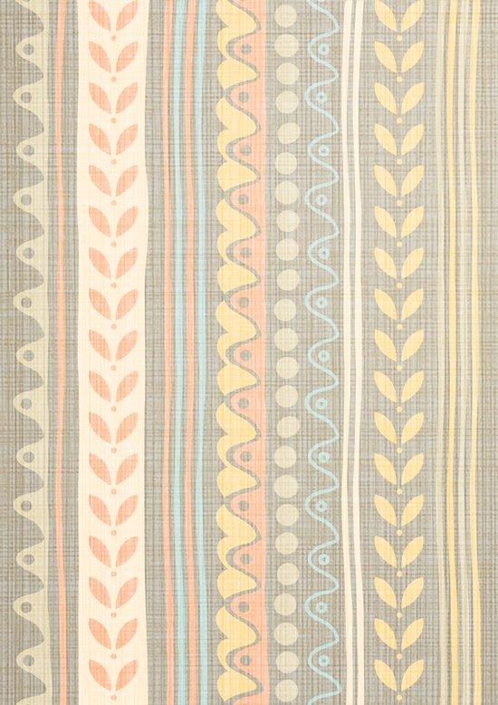 Vintage Pattern Canvas Print