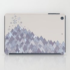Winter Dreams iPad Case