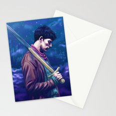 His name....Merlin Stationery Cards