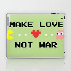 Make Love Not War Laptop & iPad Skin
