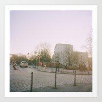 Kreuzberg Art Print