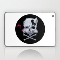 MURDERKITTEN Laptop & iPad Skin