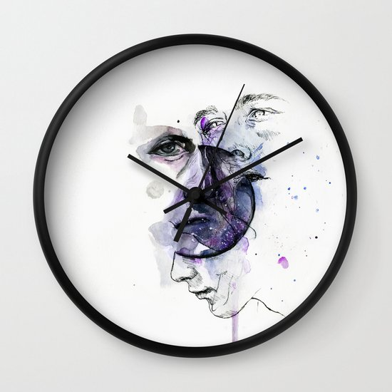 lacking stabilty Wall Clock