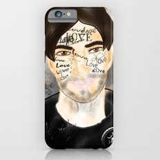 The Word you Never Say (Giannis). iPhone 6 Slim Case