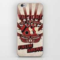 Flying Legion iPhone & iPod Skin