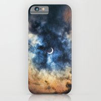iPhone & iPod Case featuring Night Moves - Partial Solar Eclipse by Bruce Stanfield