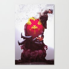 Kings of Heaven and Hell Canvas Print