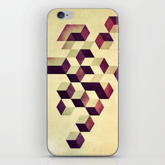 isyzymbyyz iPhone & iPod Skin