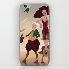 Aren and Than iPhone & iPod Skin