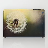 Grungy Wisher iPad Case