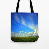 Fields Of Barley Tote Bag