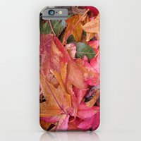 iPhone & iPod Case featuring Fall colors by Smileybriggs