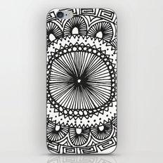 Mandala 1 iPhone & iPod Skin