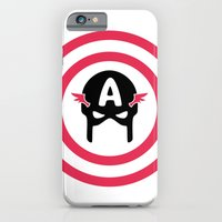 iPhone & iPod Case featuring Comic Mask by Thomas Ramey