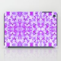 Petals In Orchid iPad Case