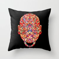 Dimensional Traveller II… Throw Pillow