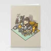 Recessionopoly Stationery Cards