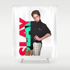 Brendan Jordan SLAY Shower Curtain