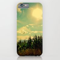 iPhone & iPod Case featuring At the Edge 2.0 by Elina Cate