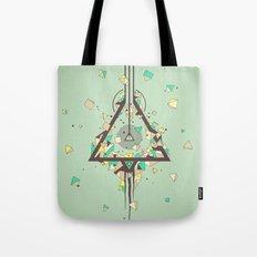 Discovering Higgs Boson Tote Bag